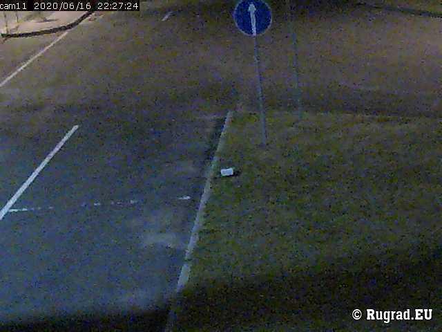 Веб-камера показывает границу Мамоново-Гжехотки